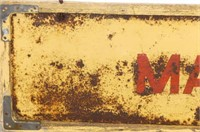 Massey Harris Tin Binder Wind Board