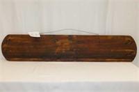 Massey Harris Wooden Panel