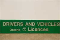 Drivers and Vehicles' Ontario Licences Fibreglass