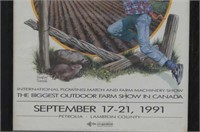1991 IPM 'Follow The Furrow' Petrolia Lambton Coun