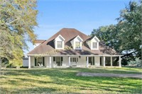Home and Land For Sale at Online Only Auction in Glenmora,LA