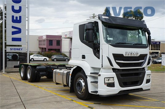 2020 Iveco Stralis Iveco Trucks Sales - Trucks for Sale