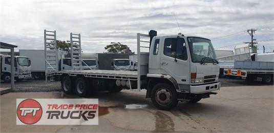 2005 Mitsubishi Fuso FN600 Trade Price Trucks  - Trucks for Sale