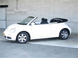 VOLKSWAGEN NEW BEETLE-1.9 TDI  CABRIO  used