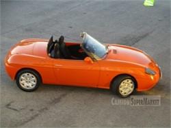 FIATALLIS BARCHETTA-1.8 16V  Usato