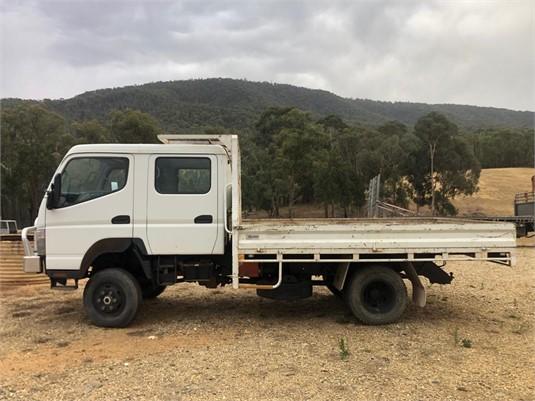 2009 Mitsubishi Canter FG84 4x4 - Trucks for Sale