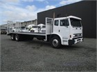 2007 Iveco Acco 2350G Beaver Tail