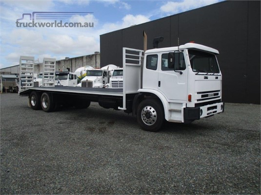 2007 Iveco Acco 2350G Rocklea Truck Sales - Trucks for Sale
