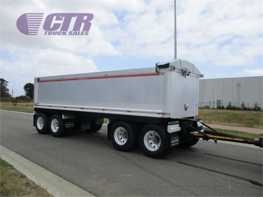 2018 Chris Body Builders Tipper CTR Truck Sales - Truck Bodies for Sale