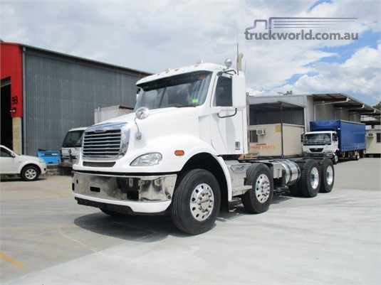 2012 Freightliner CL112 Rocklea Truck Sales - Trucks for Sale
