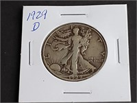 February's Coin Auction