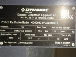 DYNAPAC CC1300  Uzywany