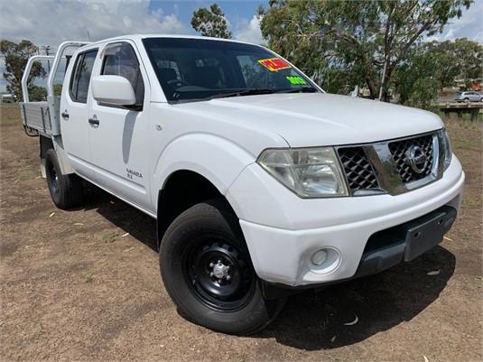 2013 NISSAN NAVARA - Trucks for Sale
