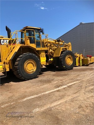 2004 Caterpillar 988G Delco Equipment Pty Ltd  - Heavy Machinery for Sale