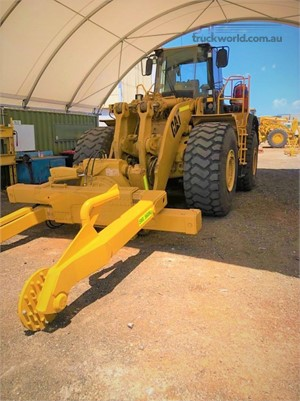 2000 Caterpillar 980G Delco Equipment Pty Ltd  - Heavy Machinery for Sale