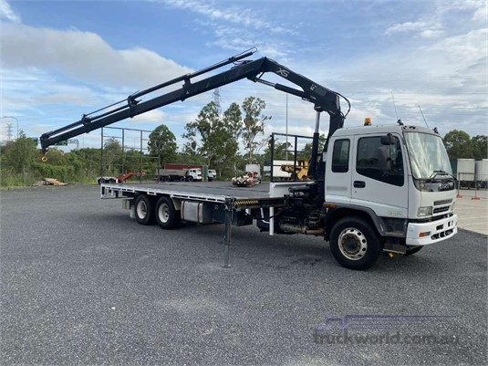 2007 Isuzu FVR950 - Trucks for Sale