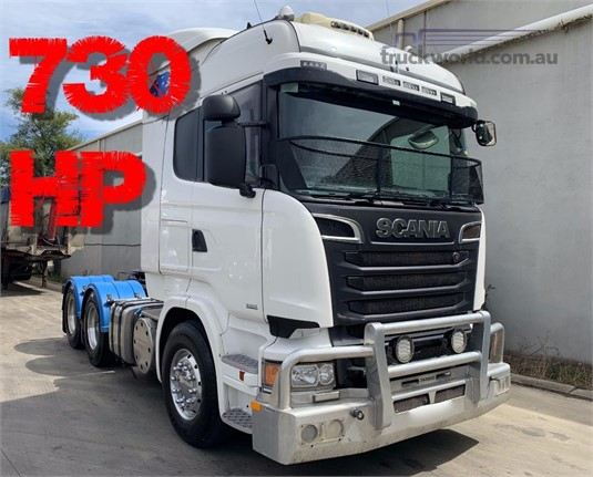 2015 Scania R730 Southern Star Truck Centre Pty Ltd  - Trucks for Sale