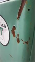WAYNE 505 TEXACO GREEN PUMP