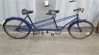 CCM TANDEM BICYCLE BUILT FOR TWO