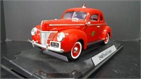 1940 FORD COUPE FIRE CHIEF