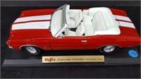 1972 CHEVROLET CHEVELLE SS454