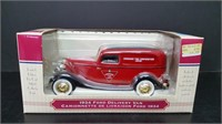 1934 CANADIAN TIRE FORD DELIVERY VAN BANK