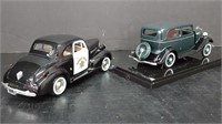 1939 CHEVROLET COUPE & FORD TRUCK