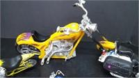 MODEL MOTORCYCLES