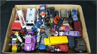 25+ TOY CARS & TRUCKS
