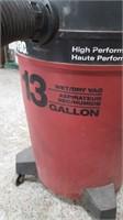 13 GALLON SHOP-VAC
