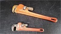 "8"" & 14"" PIPE WRENCHES"