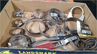 """""""O"""" CLAMPS & MUFFLER CLAMPS"""