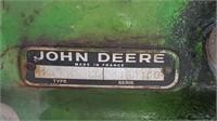 JOHN DEERE 1830 TRACTOR WITH JOHN DEERE 146 LOADER