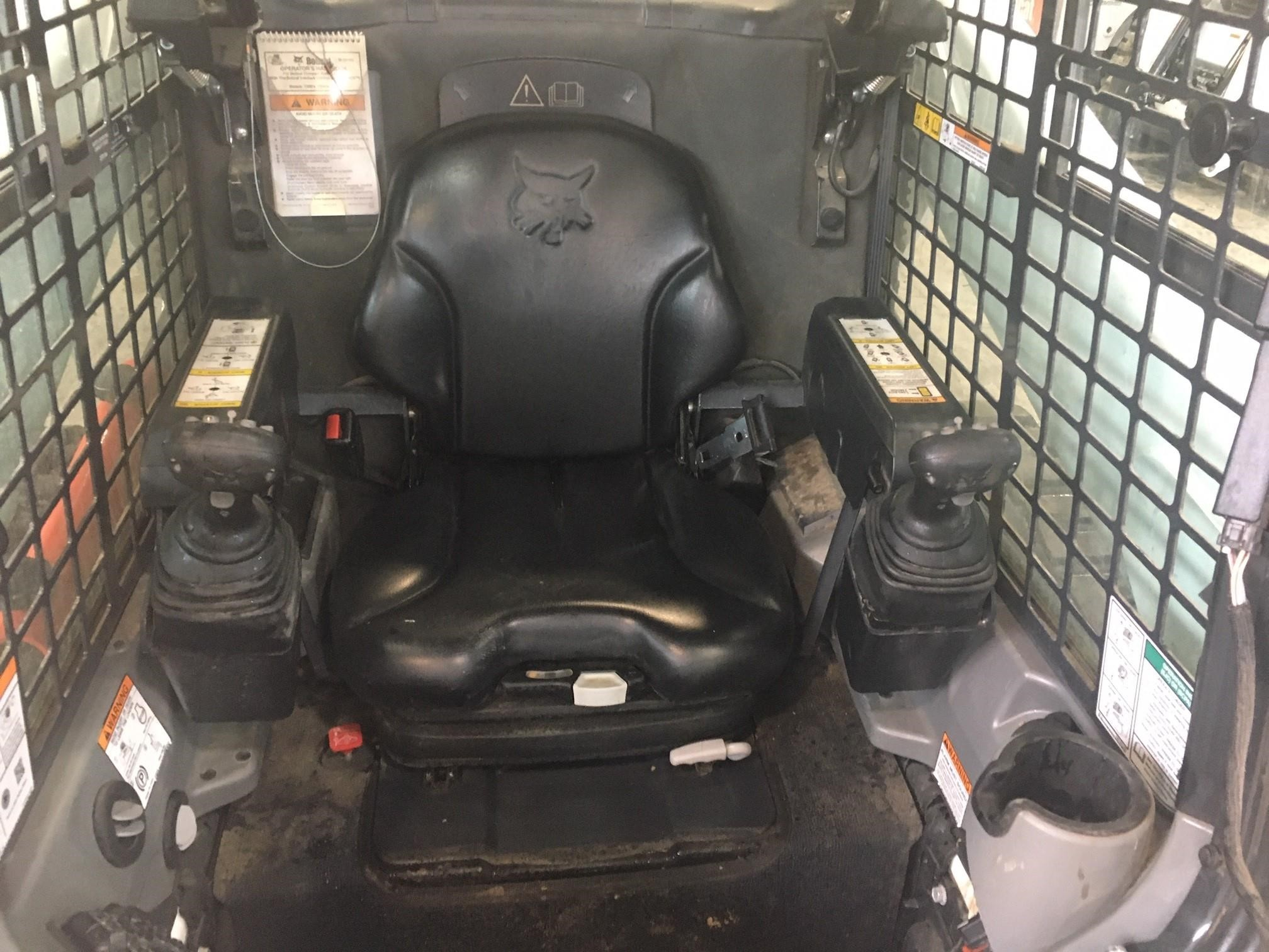 2018 BOBCAT T650