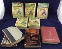 9 Vintage Books
