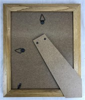 Set of 12 - 8 x 10 Inch Wooden Picture Frames