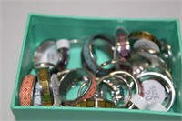 Box of Assorted Rings