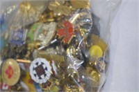 Bag of Assorted Collector Pins