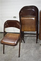 Card Table & (4) Chairs