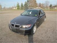2007 BMW 323I 271188 KMS