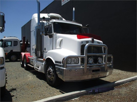 2005 Kenworth T401 Rocklea Truck Sales - Trucks for Sale