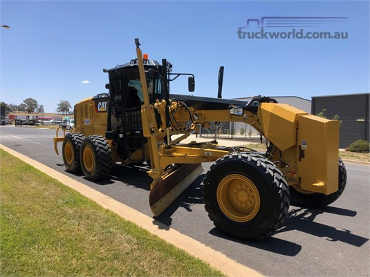 2014 Caterpillar 140M3 - Heavy Machinery for Sale