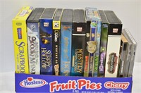 Tray of Assorted PC Games and Software,
