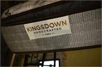 Kingsdown King Sized Mattress, Box Spring,