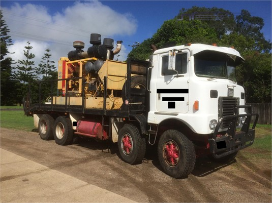 1981 Leader A8 - Trucks for Sale