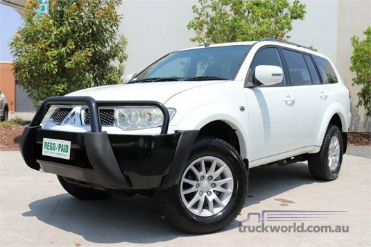2012 Mitsubishi Challenger Pb (Kh) My12 Ls - Light Commercial for Sale