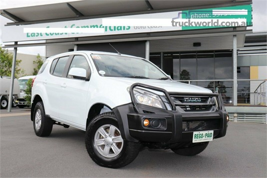 2014 Isuzu MU-X - Trucks for Sale