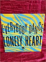 Ta Mara & The Seen. Everybody Dance/ Lonely