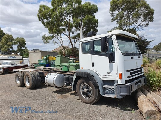 2001 Iveco Acco 2350G W & P Truck Sales - Trucks for Sale