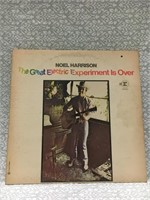Noel Harrison, The Great Electric Experiment Is
